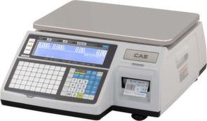 Торговые весы с печатью этикеток Весы CAS CL3000-6B